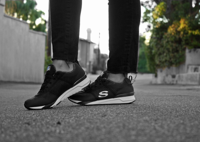 street-bw